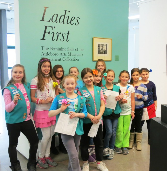 Girl Scouts - Ladies First