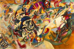 Theme Image - Kandinsky, Composition VII