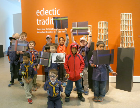 Eclectic Traditions - boy scouts